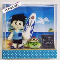 hadiah ulang tahun untuk pacar tema pantai