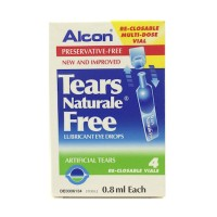 harga Alcon Tears Naturale Free / Artificial Tears / Tetes Air Mata Buatan Tokopedia.com