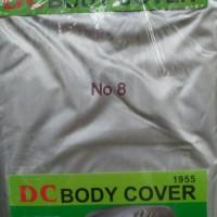 SARUNG COVER BODY MOBIL SEDAN NO 8 VIOS SOLUNA SIZE 460CM