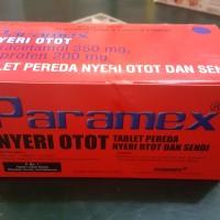 Paramex Nyeri Otot/Merah 1Box