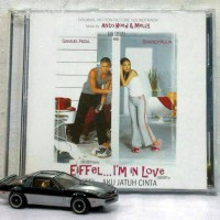 CD OST Eiffel... I'm in Love - Anto Hoed & Melly Goeslaw