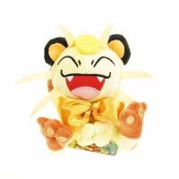 052 Boneka Mewoth 20 cm Boneka Pokemon Sit Style
