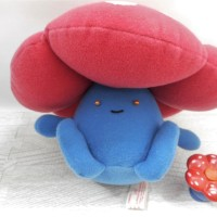045 Boneka Vileplume Banpresto 20 cm Boneka Pokemon