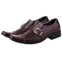 Jual Sepatu Formal Pria / Sepatu Pantofel Kerja Jk Collection bhn Kulit Murah