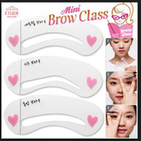 Jual Cetakan Alis Eyebrow Eye Brow Style Mini Brow Class Murah