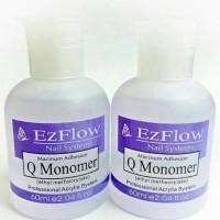 Monomer/cairan acrylic EzFlow 60 ml nail art akrilik