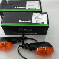 Lampu Sen Motor Kawasaki KLX 150 Original