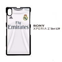 Real Madrid Jersey 2015-2016 0041 Casing for SONY Xperia Z1 Hardcase 2