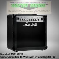 amplifier gitar marshall MG15CFX / MG-15CFX / MG 15 CFX / MG15-CFX