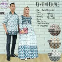 centini set couple batik mikro silk