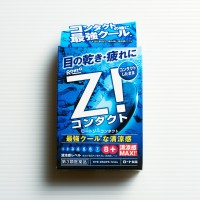 Rohto Z! Contact Eye Drops - Made in Japan