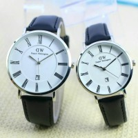 JAM TANGAN DW COUPLE SEPASANG GUESS COLLECTION