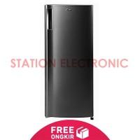 LG GN-304SL Kulkas Freezer [1 Pintu / 6 Rak / 160L] - Fre Berkualitas