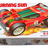 Mini 4WD NEO BURNING SUN