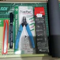 starter pack toolkit toolset gundam PG MG HG RG SD gunpla model kit