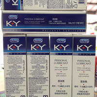 KY Jelly (personal lubricant) 100gr