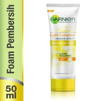 Garnier Light Complete White Speed Foam - 50 ml - 8991380700036