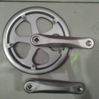 single crank prowheel 48T