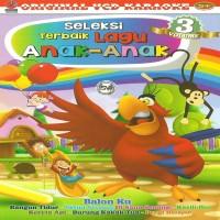 """VCD Karaoke Original """"Seleksi Terbaik Lagu Anak-Anak Vol 3"""""""