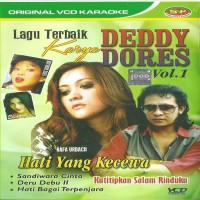 "VCD Karaoke Original ""Lagu Terbaik Deddy Dores Vol 1"""