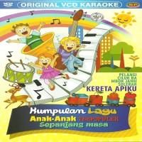 """VCD Karaoke Original """"Kumpulan Lagu Anak Terpopuler Sepanjang Masa"""""""""""
