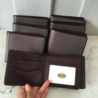 Dompet Fossil FOSSIL GARRET LC PKT BF GREY