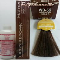 MATRIX WONDER BROWN LIGHT BROWN GOLD LEVEL-5 90 ML1