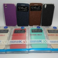 Sarung Flip Shell Cover Jelly Softcase Lenovo S960