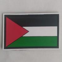 Patch rubber Bendera Palestina