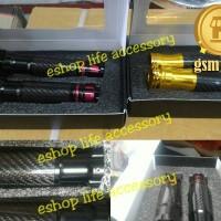 GSM Grip handfat stang carbon/karbon universal ninja 250 r25 r15 cbr