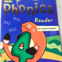 My Preschool Word - Phonics reader 4