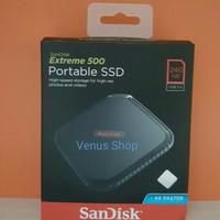 PROMO SANDISK SSD PORTABLE EXTREME 240GB USB 3.0 / SSD EXTERNAL 240 GB
