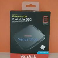 PROMO SANDISK SSD PORTABLE EXTREME 480GB USB 3.0 / SSD EXTERNAL 480 GB