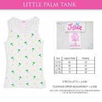 Jual Justice - Little Palm Tree Pattern - Atasan Anak - Remaja Branded Murah