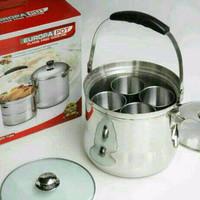 Jual europa pot flame free cooking / Panci Europa Pot Like Izzy Cook Murah