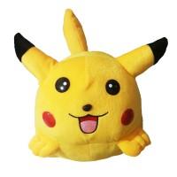 Boneka Pikachu BULAT, Pokemon GO Karakter Ceria Senyum Bahagia