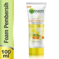 Garnier Light Complete White Speed Foam - 100 mL - 8991380700029