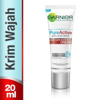 harga Garnier Pure Active Anti-acne White - 20ml - 8992304052743. Tokopedia.com