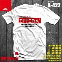 Jual Ittiba | MLXL | A-420 | Kaos Islami/Islam/Muslim/Dakwah Murah