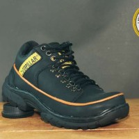 TERLARIS SEPATU KETS CATERPILLAR LOW BOOT SAFETY