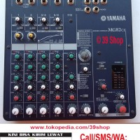 Mixer Audio YAMAHA MG-82CX/ MG82CX Grade A (8 Channel)