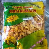 harga Emping Jagung Surya Nusratim 250 Gram Tokopedia.com