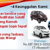NO.HP:0812-5252-5505 NO TELPON TRAVEL JOGJA MALANG