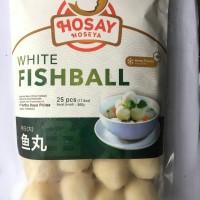 Jual Baso Ikan Kuah White Fishball Murah