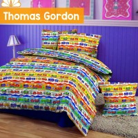 SPREI KATUN ANAK THOMAS BED SINGLE UK 140/120/100/90
