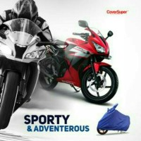 COVER MOTOR KAWASAKI EDGE VR ATHLETE ANTI AIR 70% MURAH BERKUALITAS