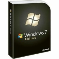 Windows 7 Ultimate 32/64-Bit + Lisensi Original 100% DVD + USB BOOTABL