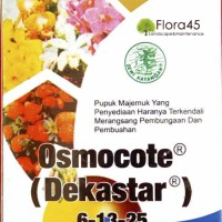 FLORA45 Dekastar Buah (Osmocote) 6 13 25 - 100 gr