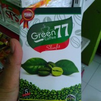 Green Coffe 77 herbal pelangsing tanpa efek samping