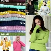 harga Sweater Rajut Round Hand Secker/ Grosir Rajut Murah Tokopedia.com